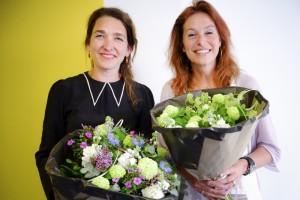 2016-05-10 Hetty Kazimier (l) en Wilma Scholte op Reimer (r) (800x533)